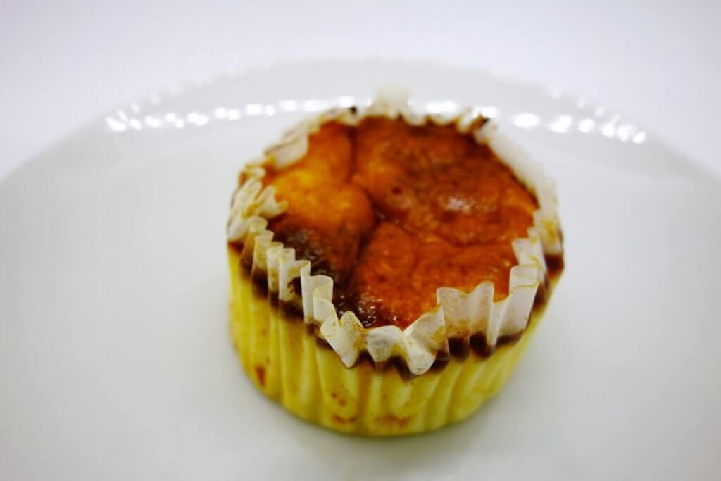 バスチーバスク風チーズケーキの本体