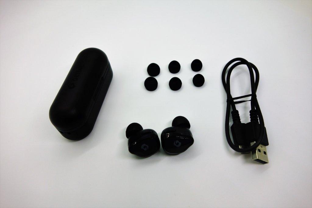Sound Air TW-7000の付属品